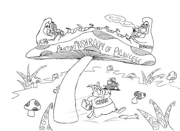 Illustration by Benjamin Andrews/ Social Media Editor
