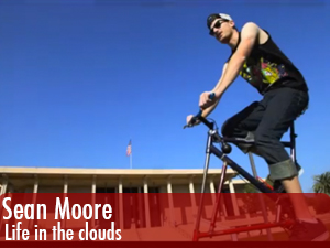 Sean Moore Life in the Clouds