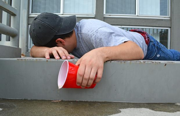 The CSU Board of Trustees announced a commitment to implement a binge-drinking awareness program on all 23 CSU campuses. According to the CDC, the age range of 18-24 have the highest statistics for binge drinking. Photo credit: John Saringo-Rodriguez / Photo Editor