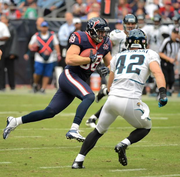 JACKSONVILLE JAGUARS VS. HOUSTON TEXANS