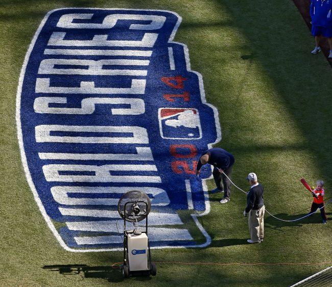 World Series Action begins tonight. Photo courtesy of Tribune News Service.