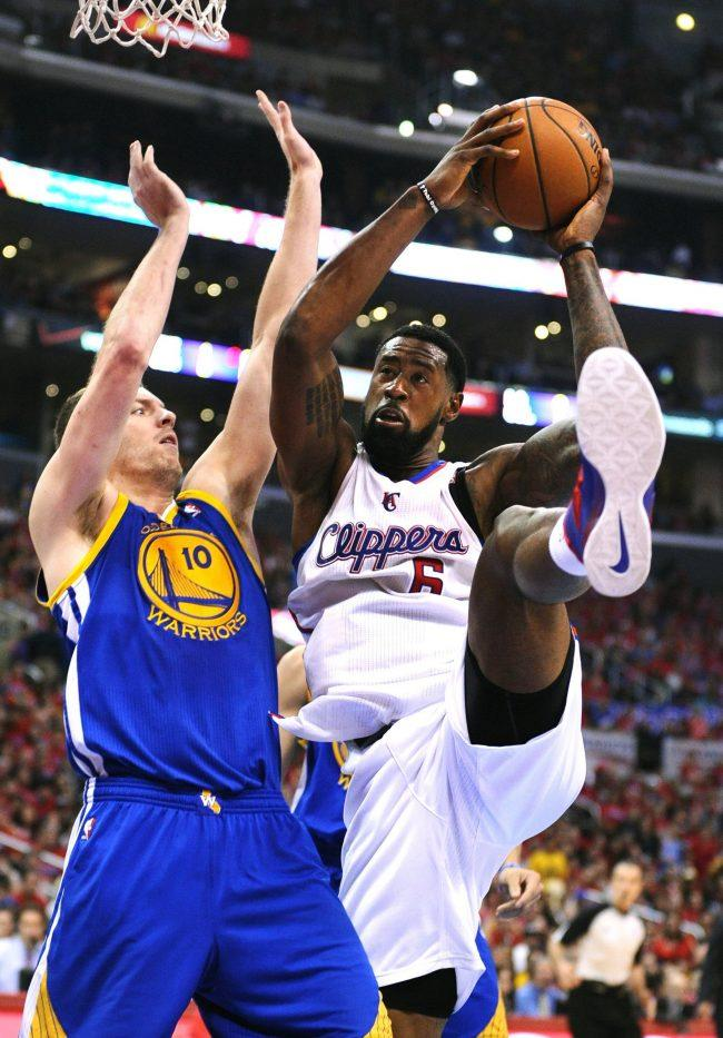 Clippers and Warriors lead a heavy crop of competition within the Pacific Division. Photo courtesy of Tribune News Services.