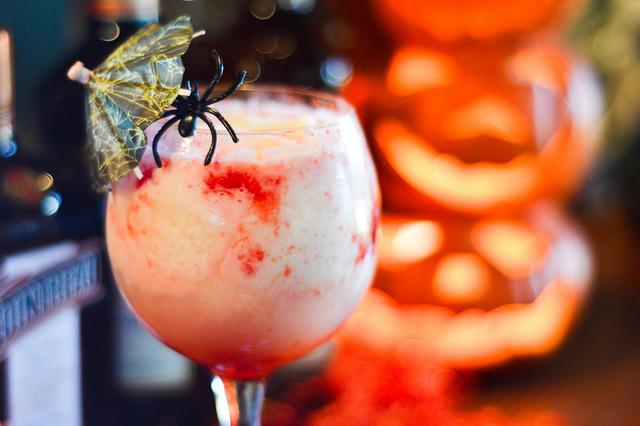 red rum pina ghoulada