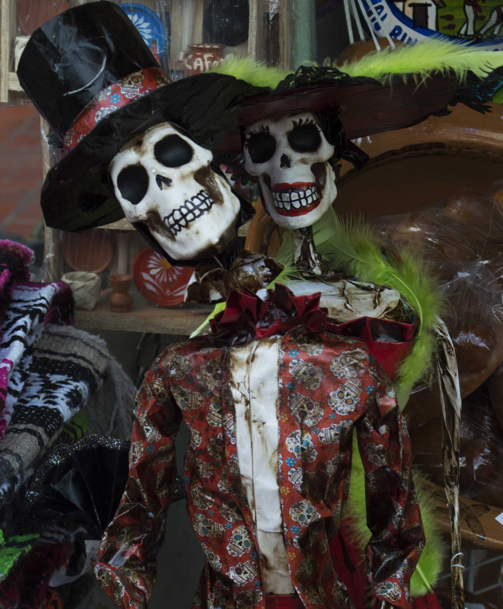 Misconceptions about day of the dead the sundial olvera st sells many items related to day of the dead when it is october leading to the celebration which begins sometime around halloween biocorpaavc Choice Image