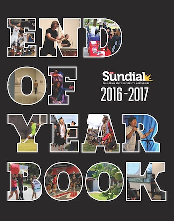 End of year Book Cover