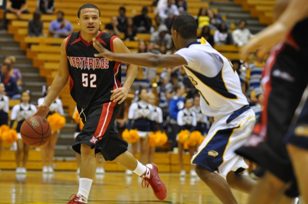 Josh Jenkins got the last laugh Thursday night at The Thunderdome. His Matadors grinded out a 72-70 win over UCSB