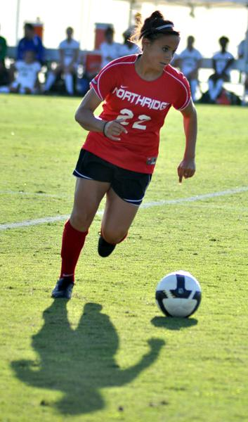CSUN vs UCLA women's soccer. Photo Credit: Charlie Landon / Staff Photographer