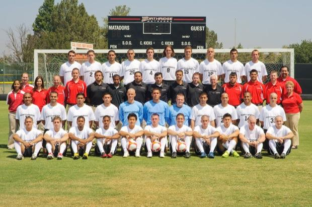 The Matadors were able to complete one of their season goals by making the Big West Tournament but came up short in making the NCAA Tournament. Photo Credit: Courtesy of CSUN Athletic Media Relations