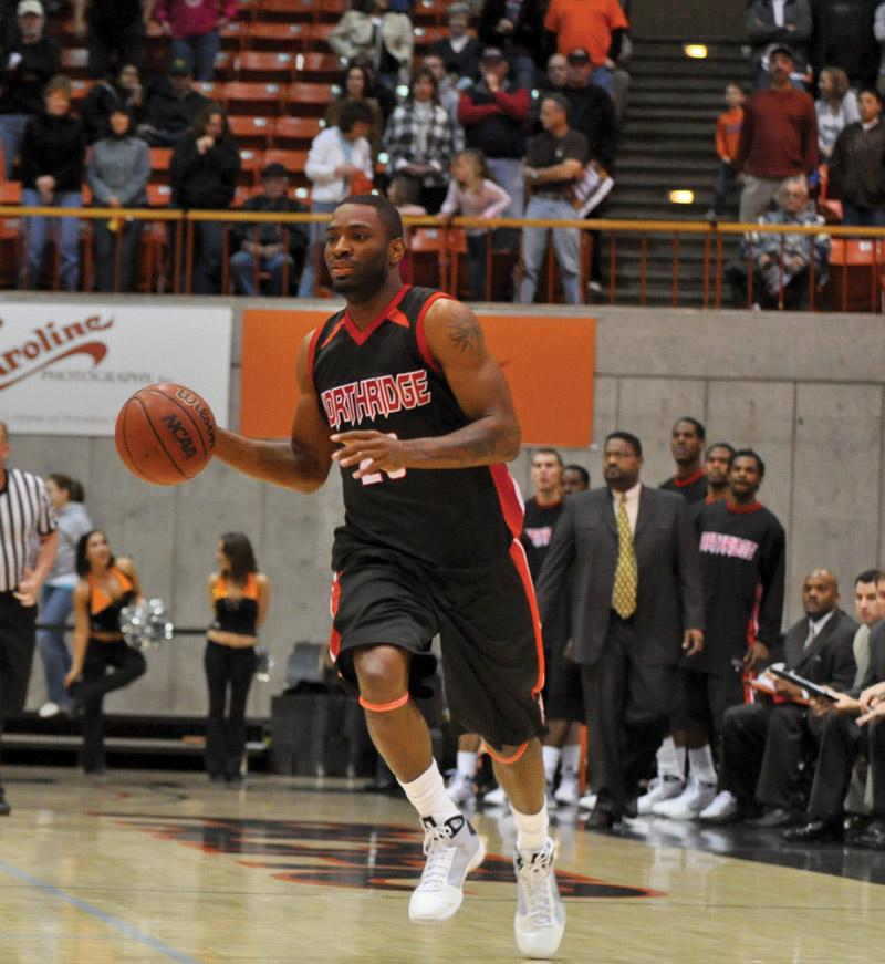 Senior Kenny Daniels and the Matadors begin preseason play tonight against Cal Lutheran. Photo Credit: Jonathan Pobre / Sundial File Photo