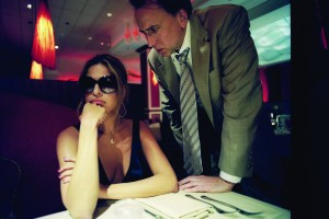 Eva Mendez and Nicholas Cage star in the movie Bad Lieutenant. Courtesy of Getty Images