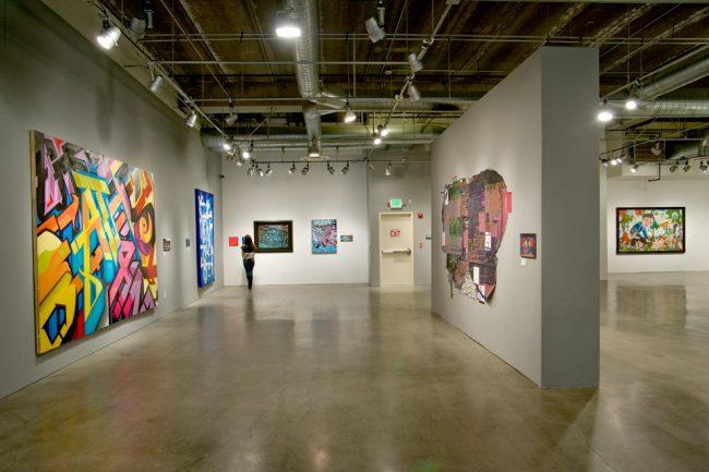 Pasadena Museum of California Art embraces graffiti art