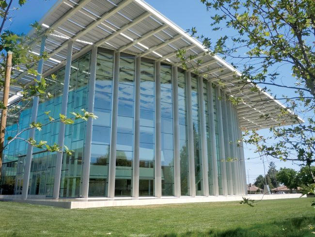 CSUN's state-of-the-art Valley Performing Arts Center is a cultural center for the San Fernando Valley. The Sundial / File Photo.