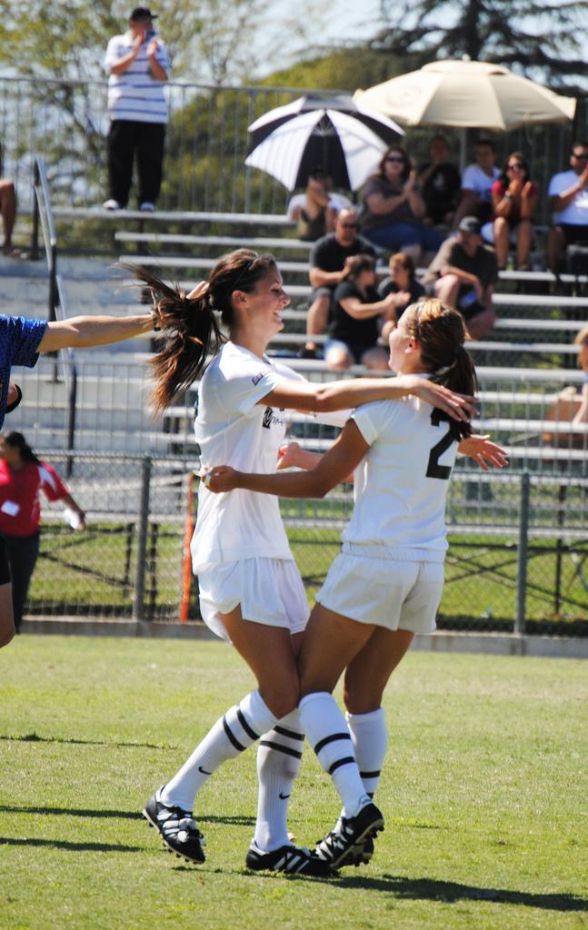 W-Soccer: Matadors dominate Lions on the road for second win of the season