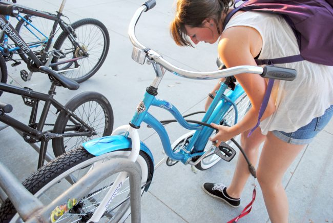 CSUN sees dramatic increase in bike thefts over last year