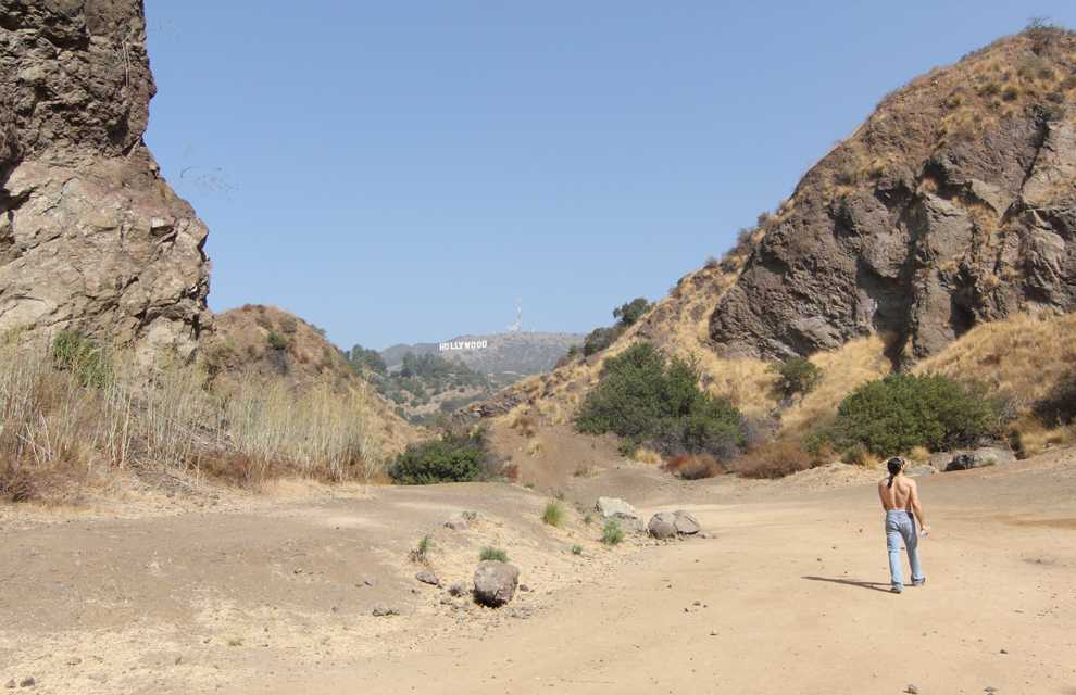 Bronson Canyon is a hiking trail made up of 1.5 miles at Griffith Park. It provide visitors free parking, and it is also known as the