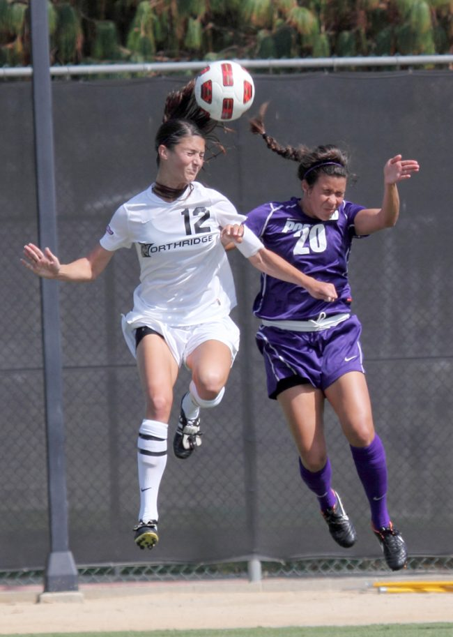 W-Soccer: Matadors to start Big West with scoring mentality