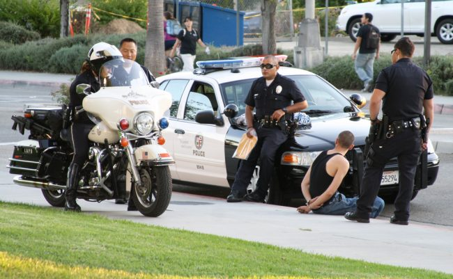 BREAKING: Suspect who fled from stolen vehicle apprehended on CSUN campus