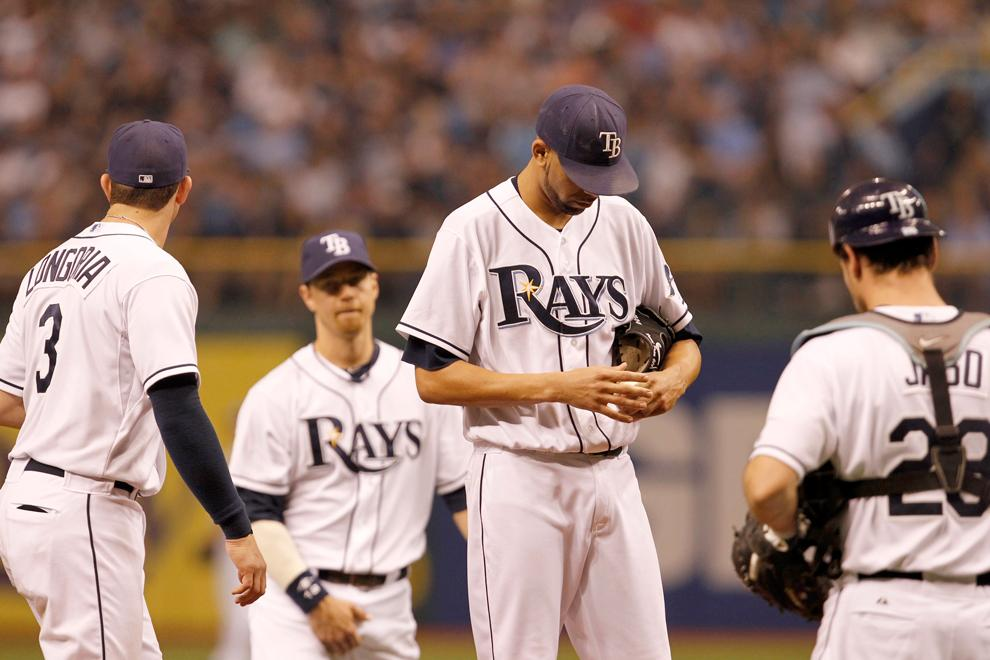 The+Rays+got+into+the+playoffs+in+the+most+amazing+way+possible%2C+and+were+eliminated+four+games+later.+Courtesy+of+MCT++