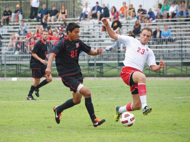 M-Soccer: Matadors try to defend their first place at UC Irvine