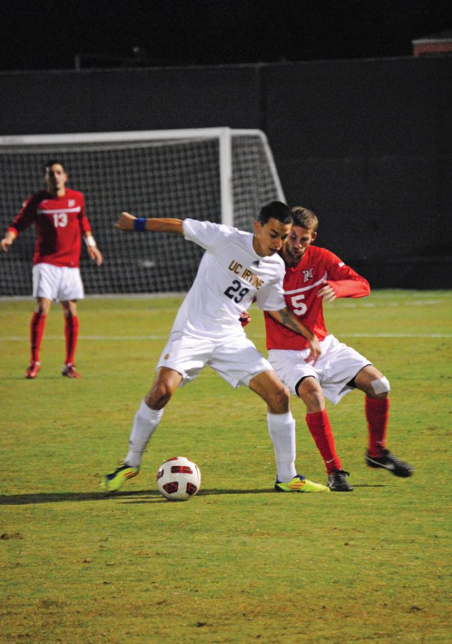 M-Soccer: CSUN and UC Irvine unable to score in defensive battle