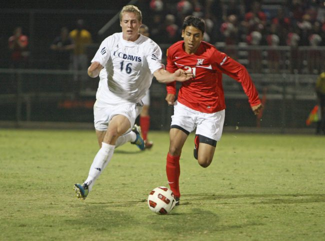 M-Soccer: CSUN thinking payback against No. 4 UCI
