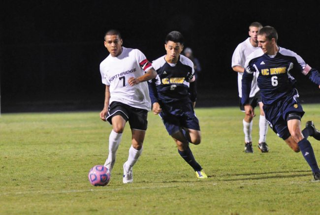 M-Soccer: Matadors look to keep pace with UCI, host Davis