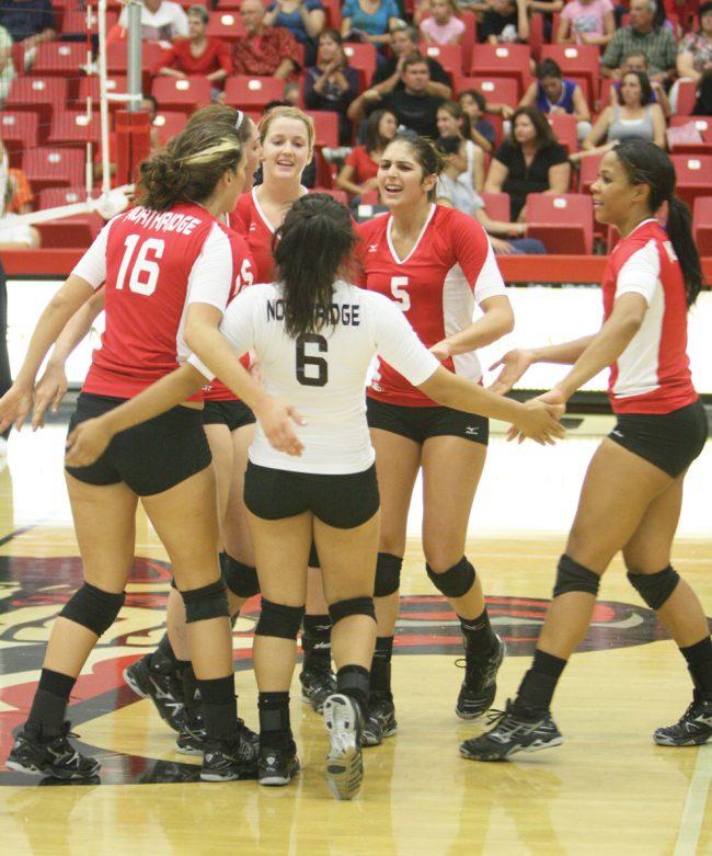 CSUN hosts UCR in a Big West match-up Saturday night. Photo Credit: Mariela Molina/ Visual Editor