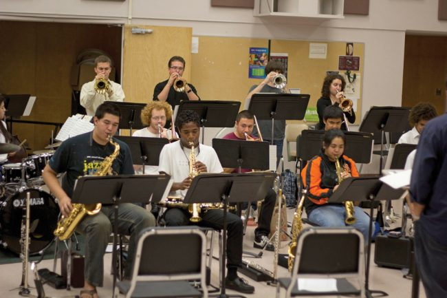 Music department starts annual holiday concert