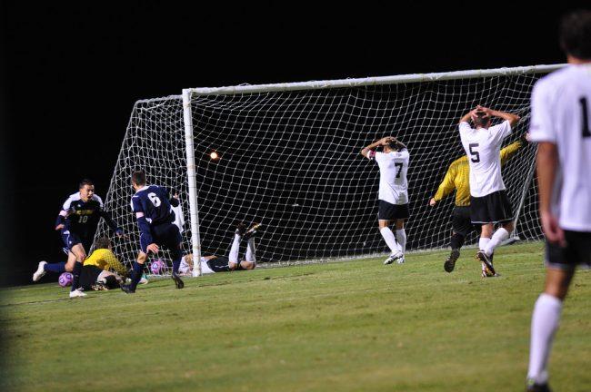 M-Soccer: Coin-flip goals determine CSUN's fate against UCI