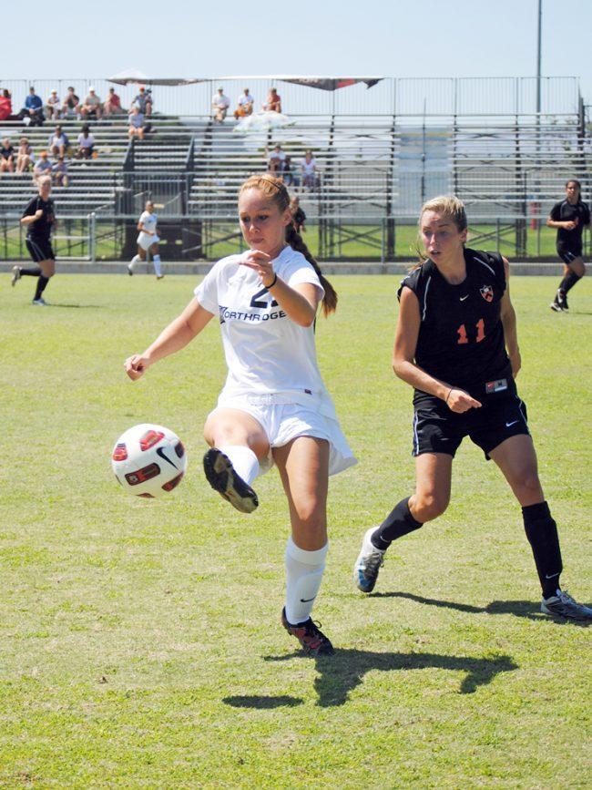 W-Soccer: CSUN hosts Cal Poly and UC Santa Barbara