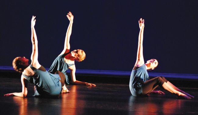 CSUN students and faculty showcase original dance performances