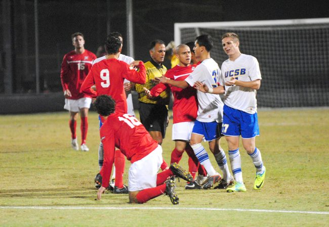 M-Soccer: Improved Matadors doomed by close last-minute losses in 2011