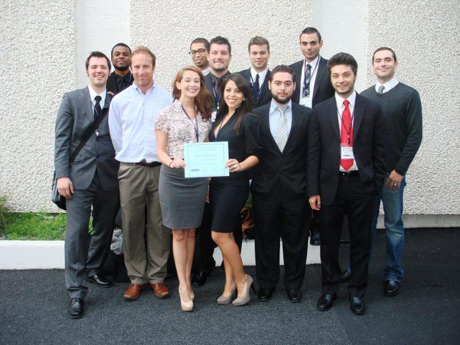 CSUN'S Model United Nations team wins award in D.C.