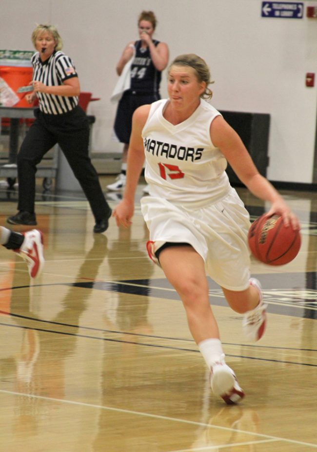 WBball: CSUN hosts tournament, looking to bounce back
