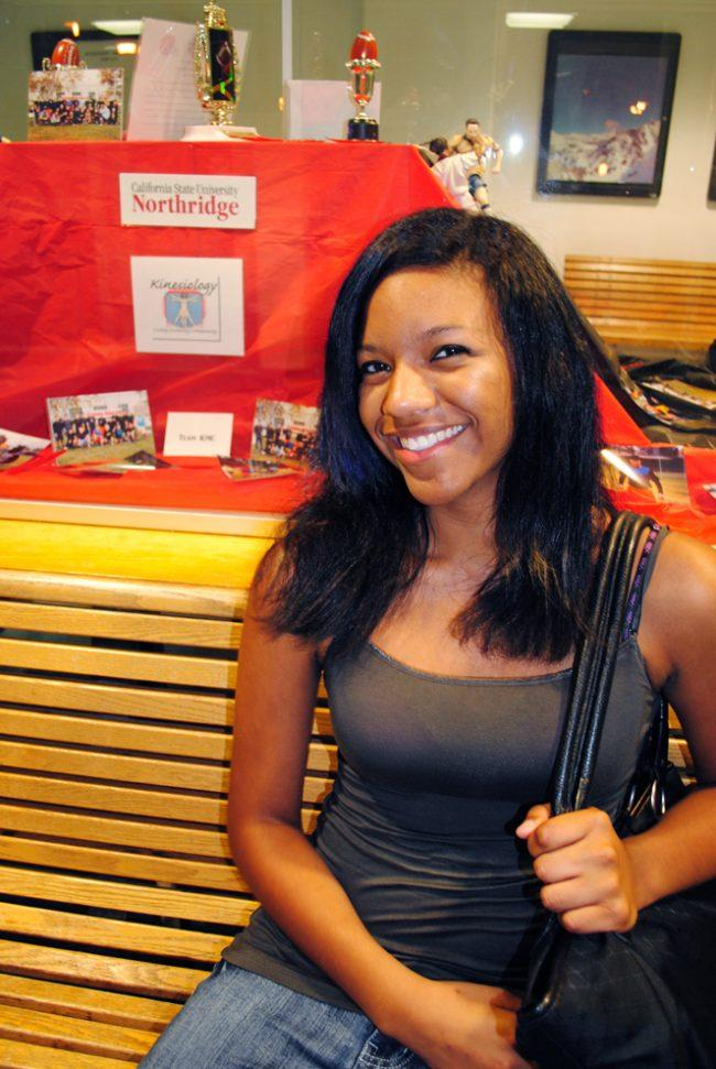 Kinesiology major overcomes stroke to pursue career in physical therapy