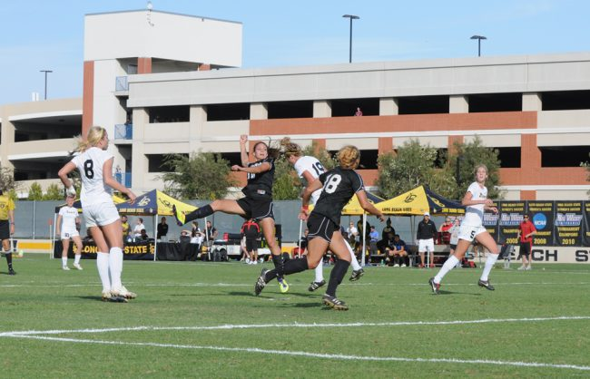 W-Soccer: Long Beach State eliminates CSUN from Big West Tournament