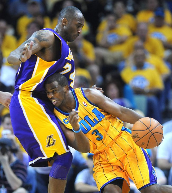 Weekly Column: Lakers need to do away with Bynum for Paul to get title back to L.A.