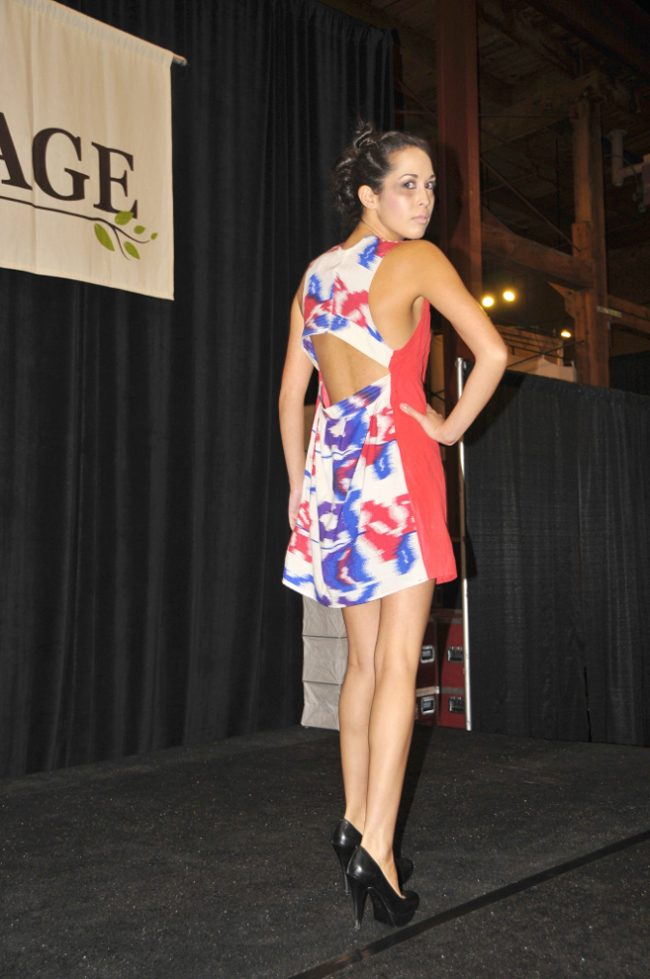 Green fashion provides creative outlet for CSUN student