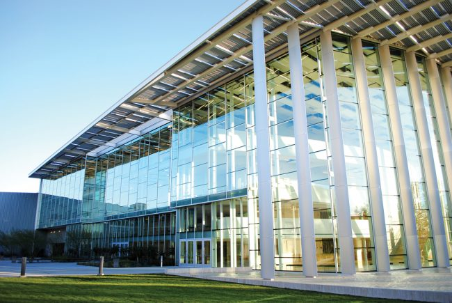 VPAC becomes CSUN's first certified eco-friendly building
