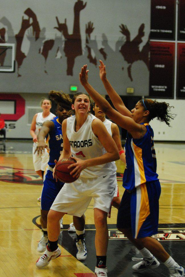 Women's basketball: CSUN's rally falls short at Oregon