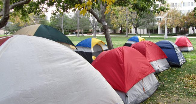Occupy CSUN grows with help from Chicano studies instructor