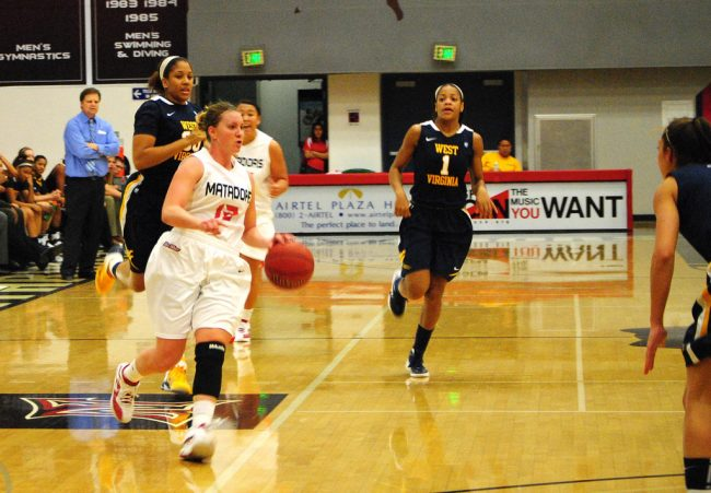 Women's basketball: Matadors can't stop Santa Clara's 3-pointer rain