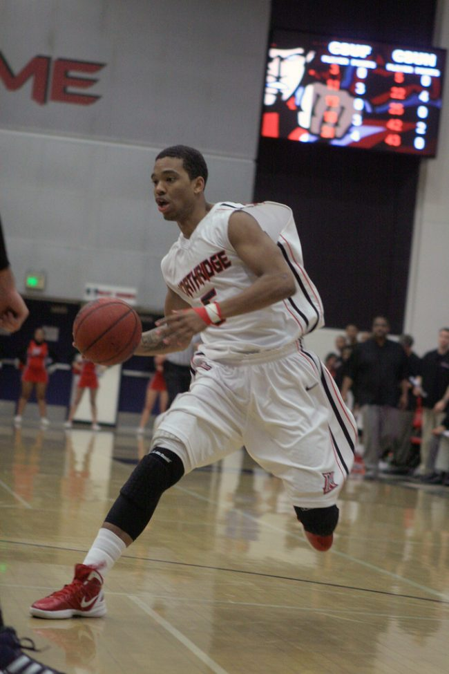 Men's basketball: Matadors fight valiantly before Fullerton's clutch layup sinks them