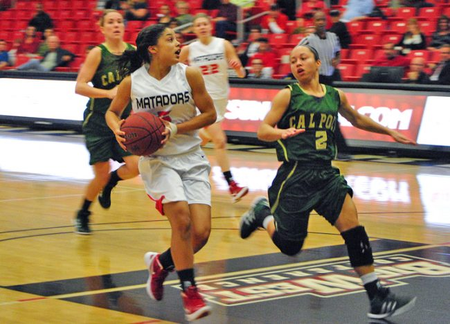 Women's basketball: CSUN takes the show on the road to Fullerton