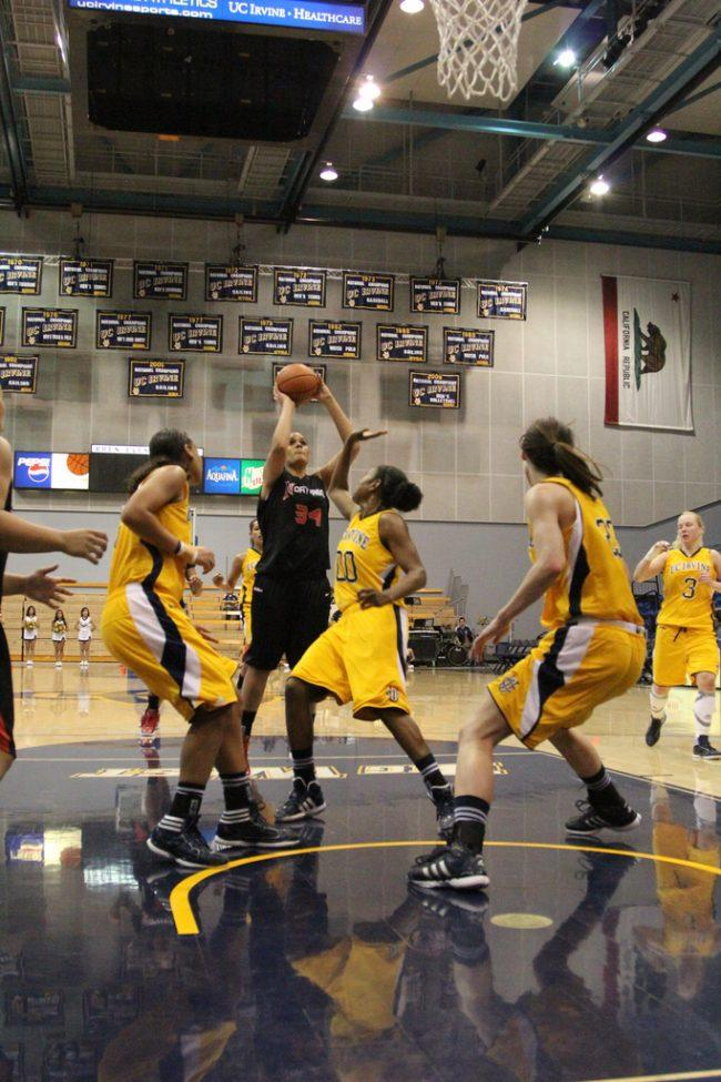 Women's basketball: Erving scores career-high 36 points as Matadors coast past Irvine