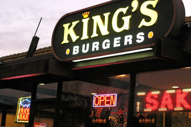 King's Burgers offers quality and convenience for CSUN students