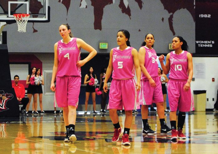 Women's basketball: Matadors hit road one last time to ...