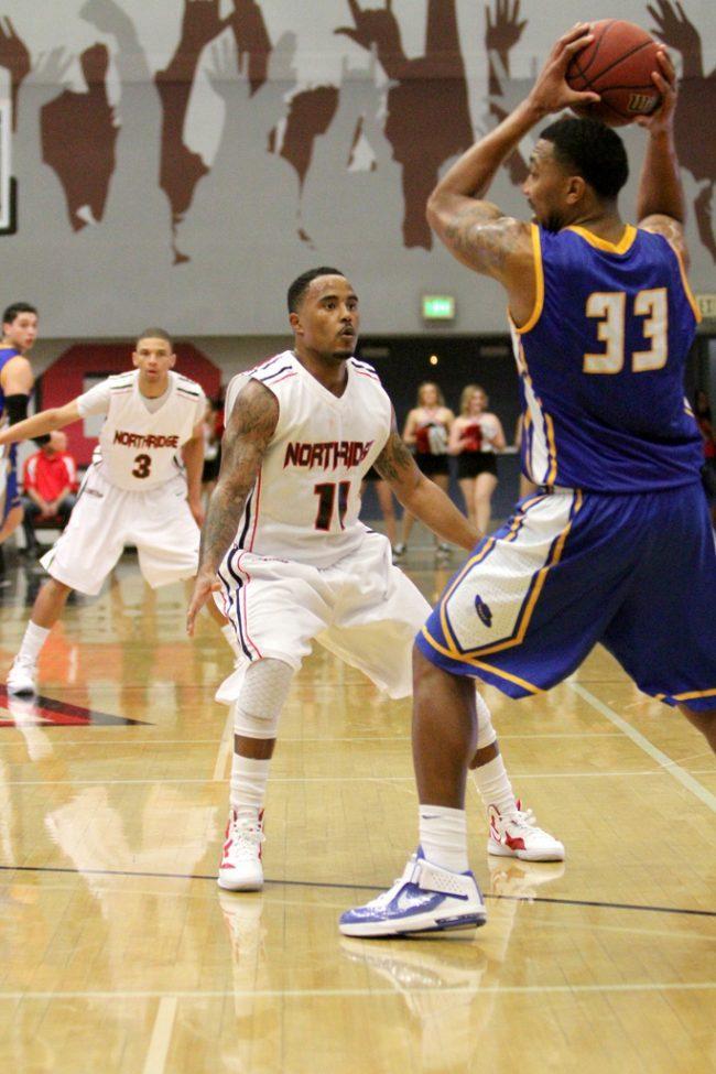Men's basketball: Matadors' defense not close to good enough against Gauchos in home loss