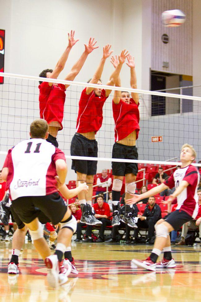 Men's volleyball: Matadors look for first road win of season at UCSB tonight