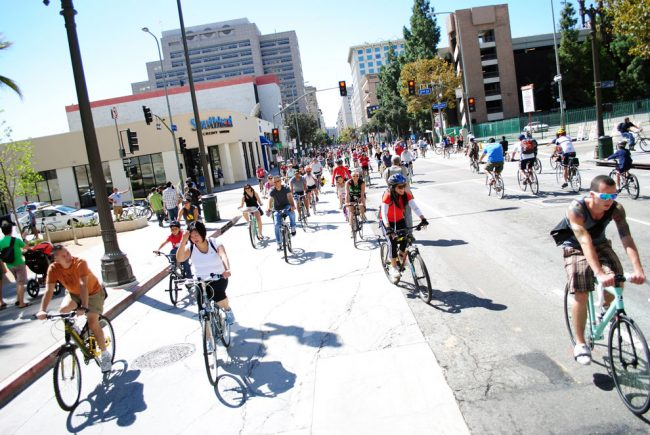 CicLAvia hosts lecture to expand and create bike lanes